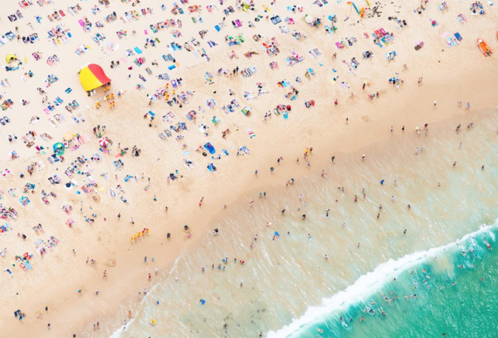 COOGEE BEACH DIAGONAL