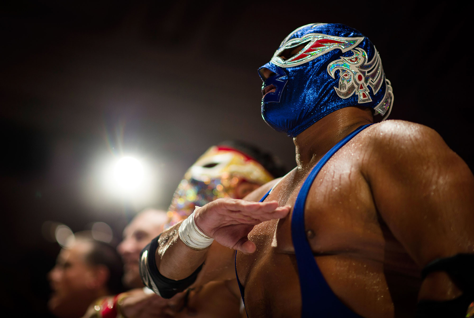 Lucha Libre: The Culture Of A** Kicking