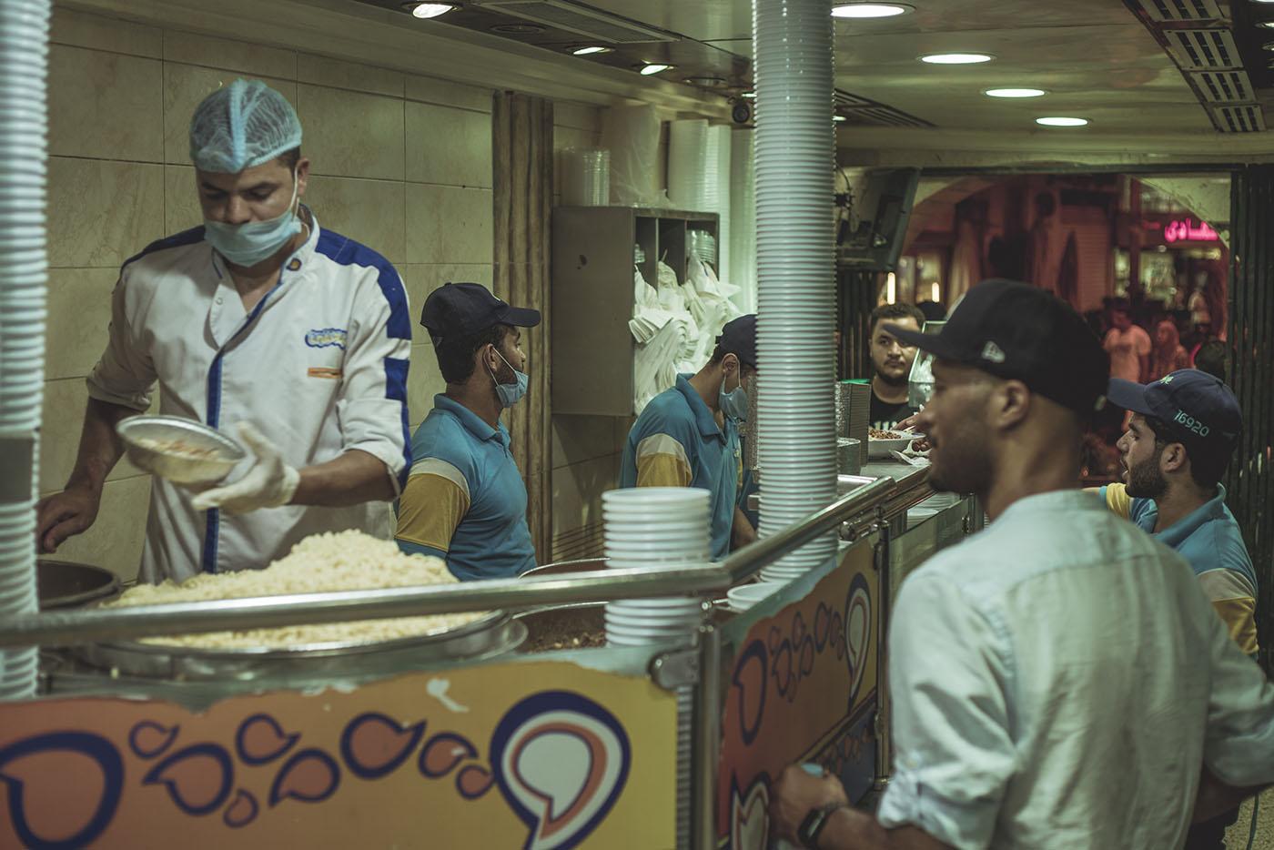 Egypt Street Food