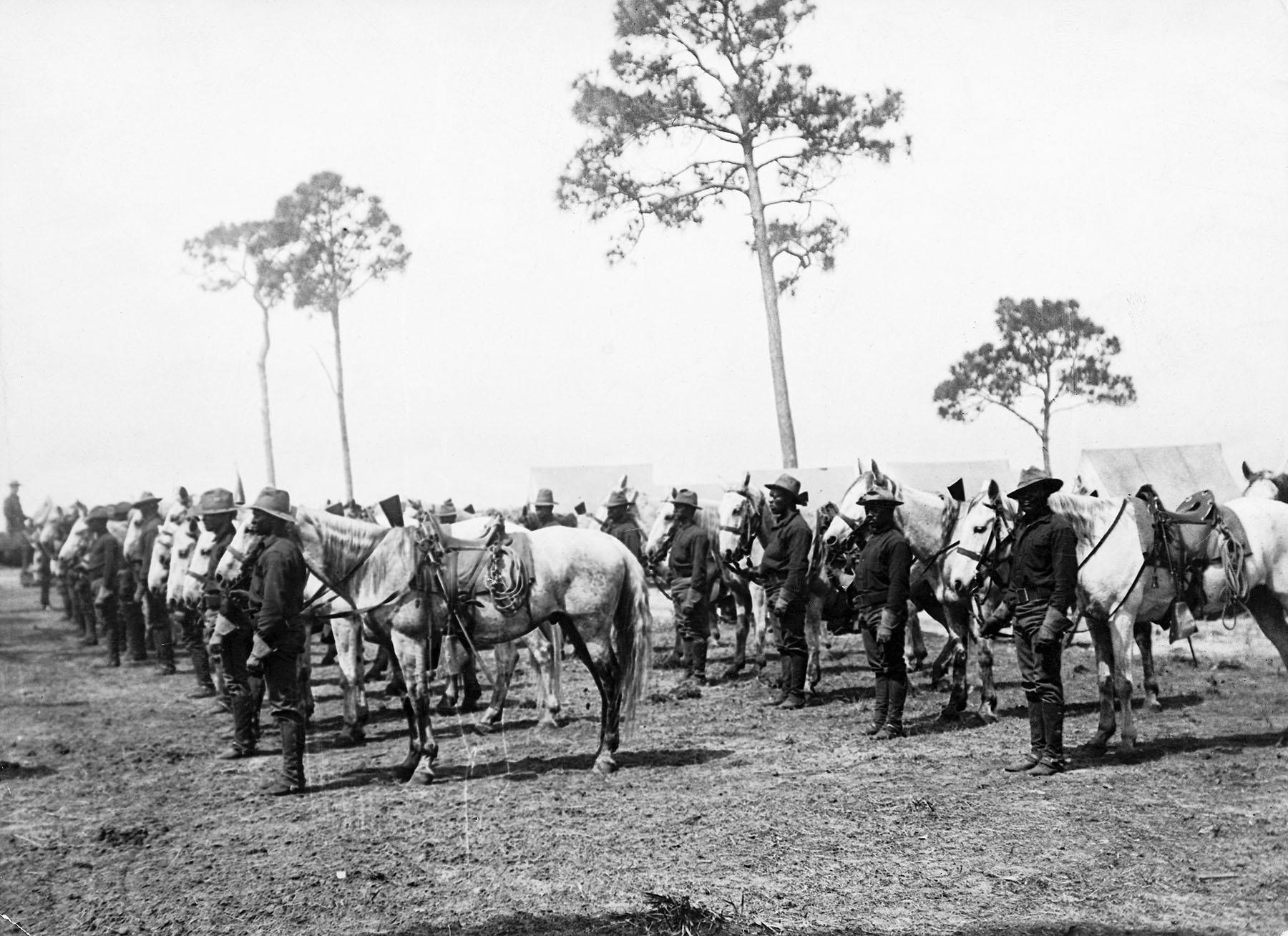 Buffalo Soldier Cavalry Regiment