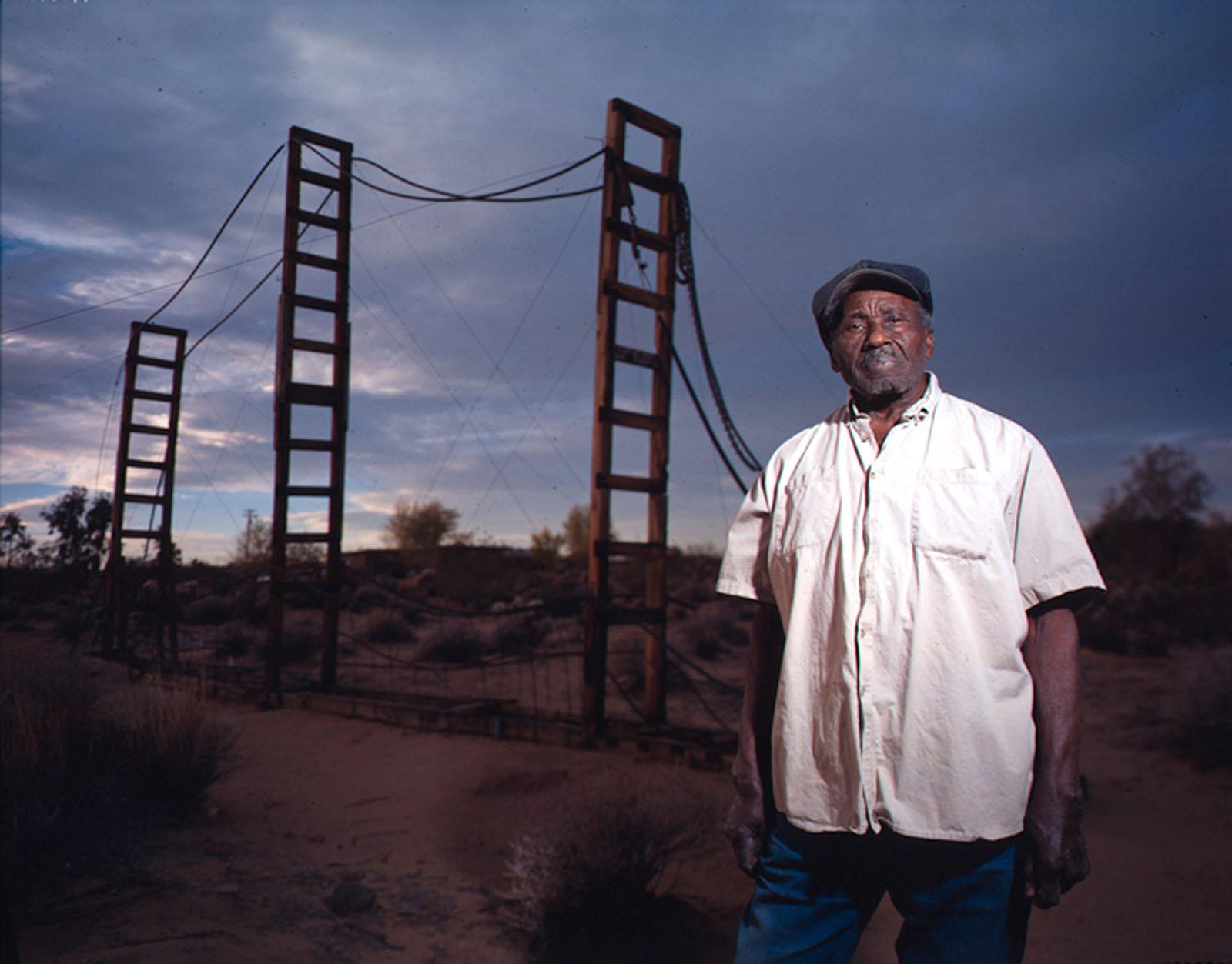 Visiting Joshua Tree's Noah Purifoy Outdoor Desert Art Museum