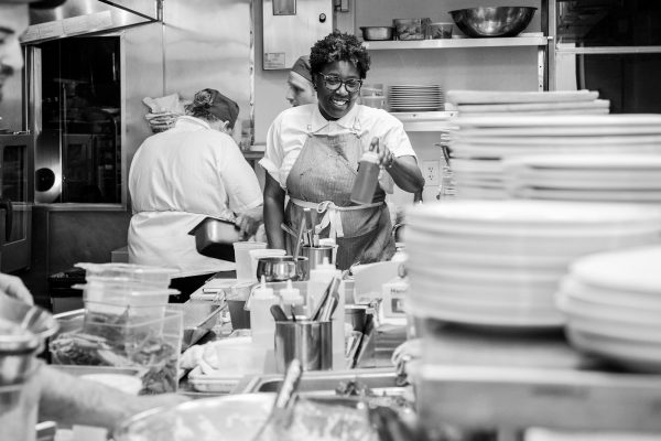 This Black Chef Opened A Restaurant Inside A Segregated Bus Station