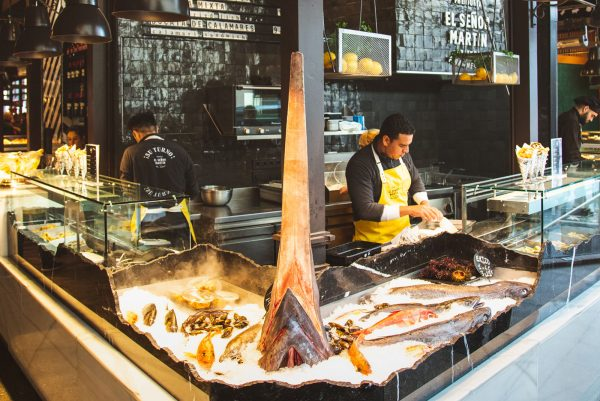 How Many Tapas Can You Eat In Madrid For $22?