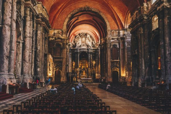 This Lisbon Church Is Where Enslaved African Were First Baptized