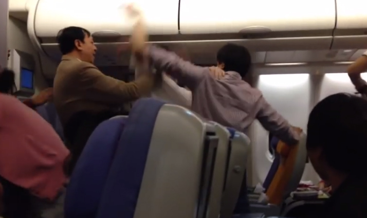 Passengers Behaving Badly: 5 Extremely Unruly Airline Passengers