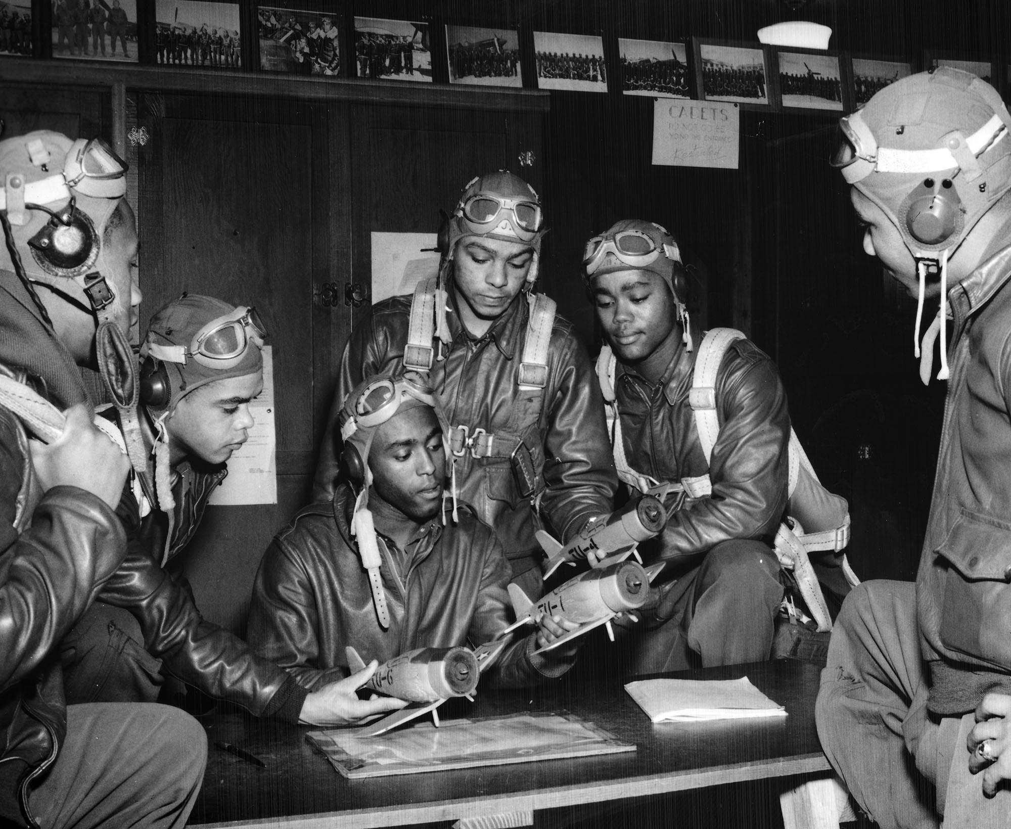 Tuskegee Airmen Photograph