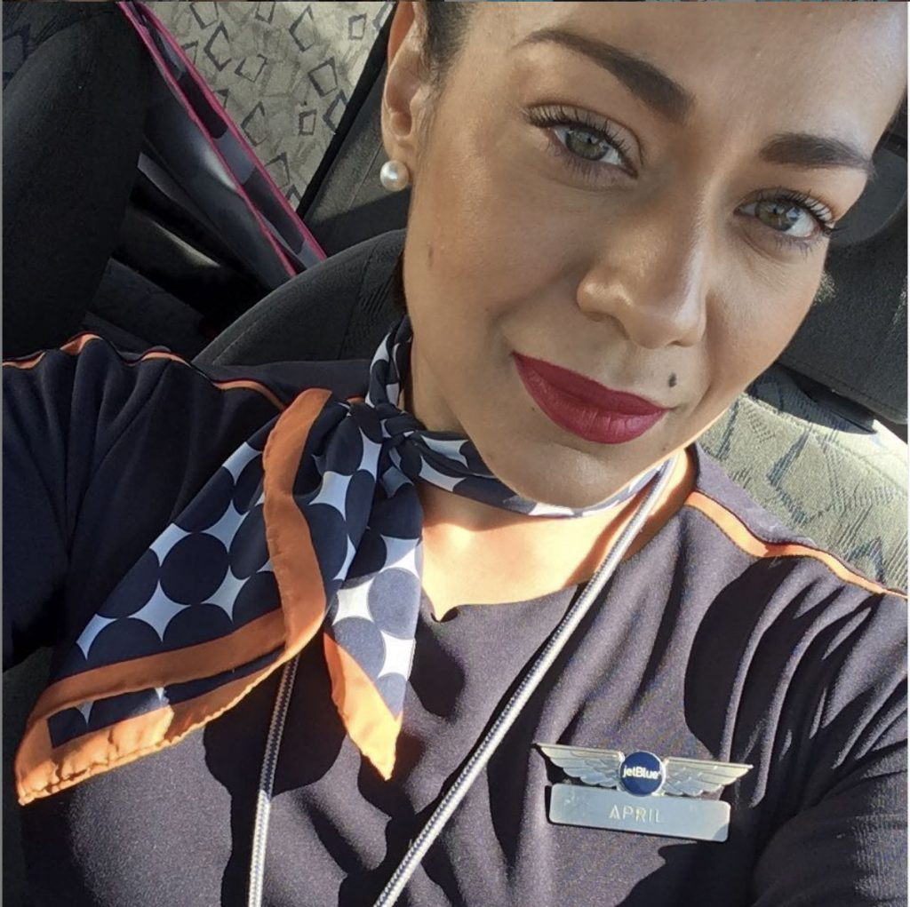 Flight Attendant Coronavirus