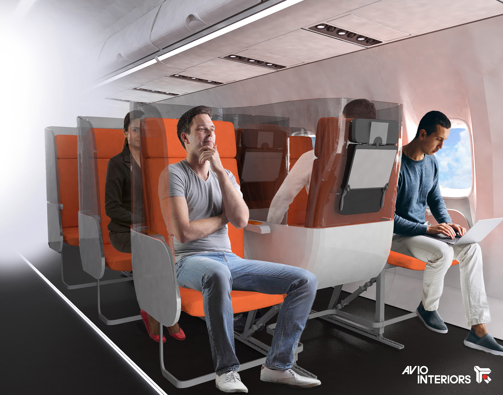 Airline Seat Changes COVID-19