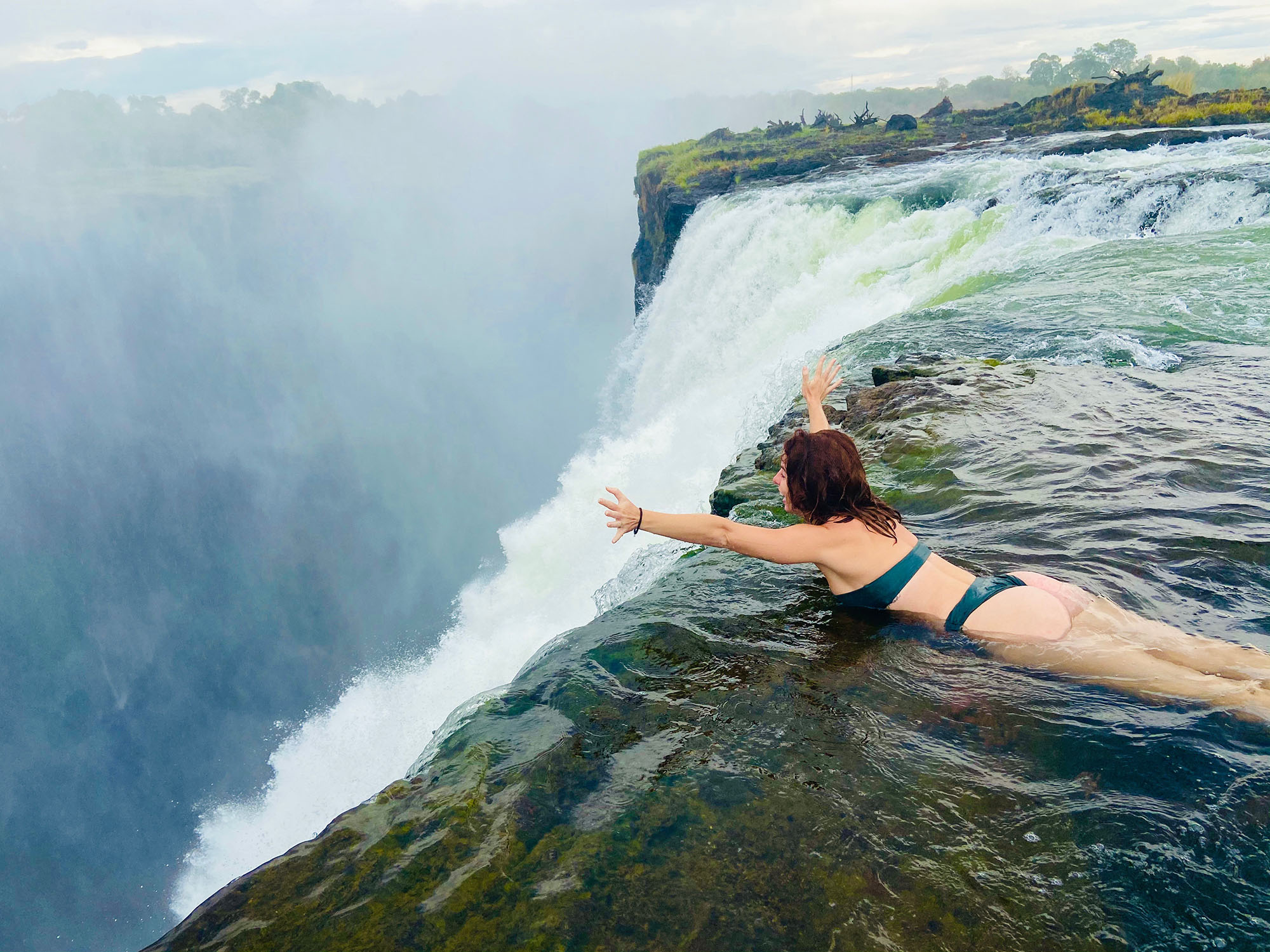 Nessa Varez: Backpacking Around Africa As A Single Woman