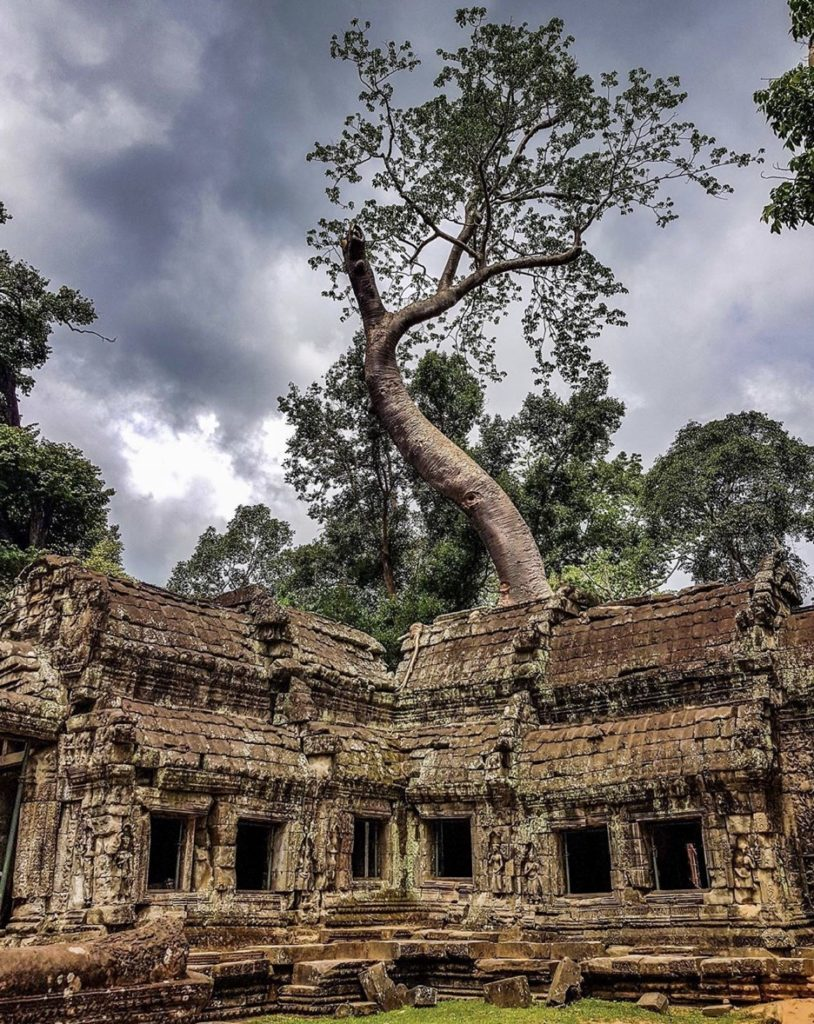 Cambodia Open for tourist
