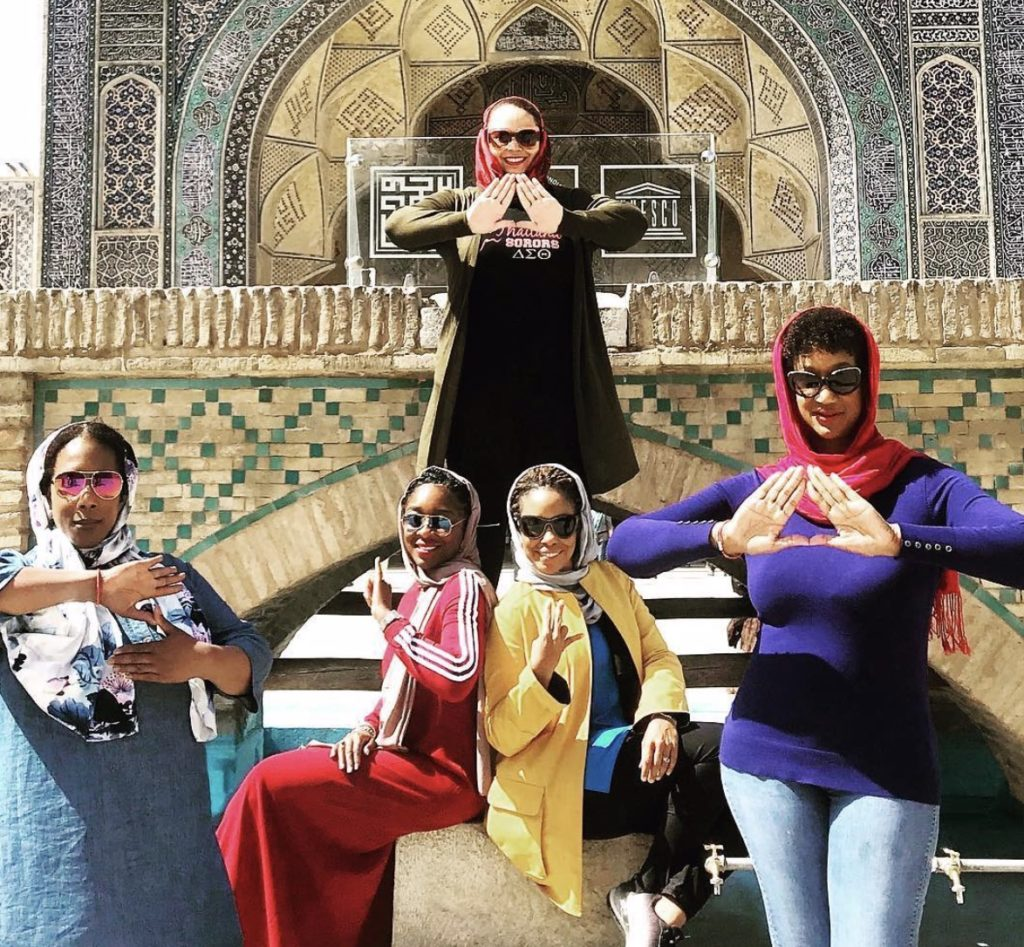 Iran open for tourists