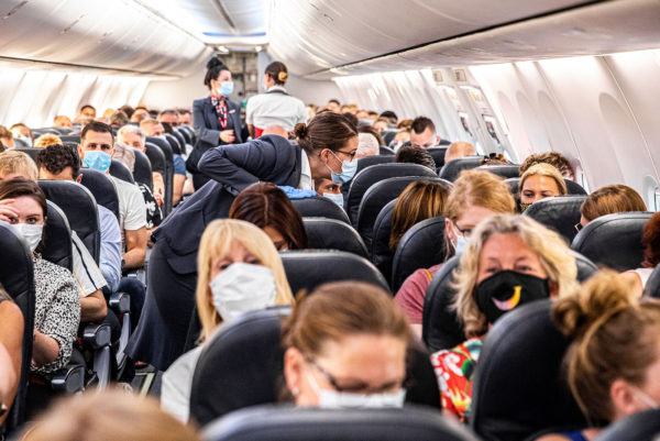 Airlines Are Banning Travelers Refusing To Wear Masks