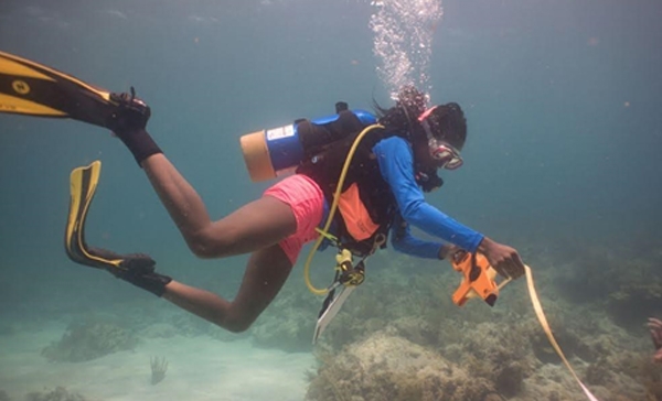 Search For Sunken Slave Ships And Document Our History On Vacation