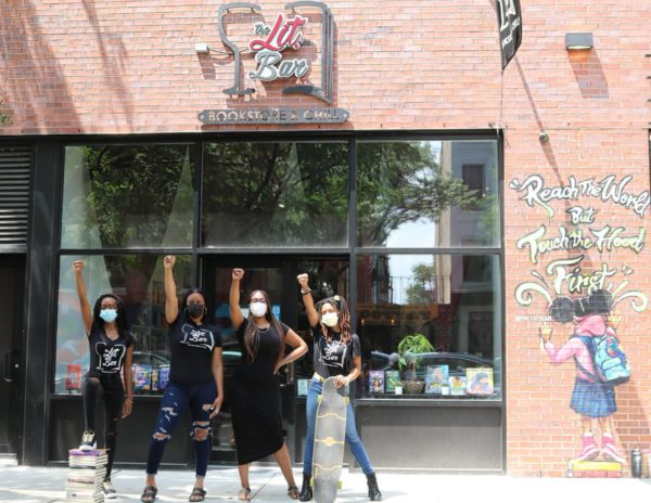 A List Of Black-Owned Bookstores