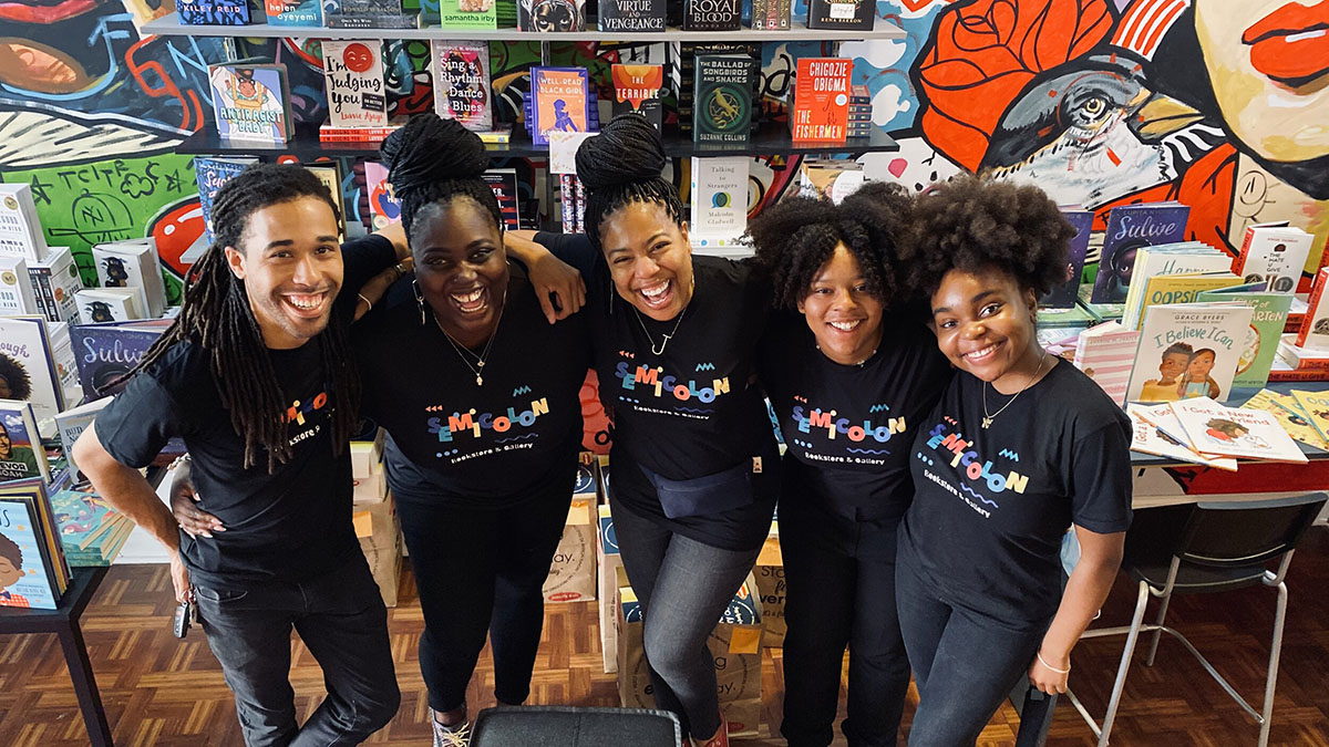 Black-owned bookstores