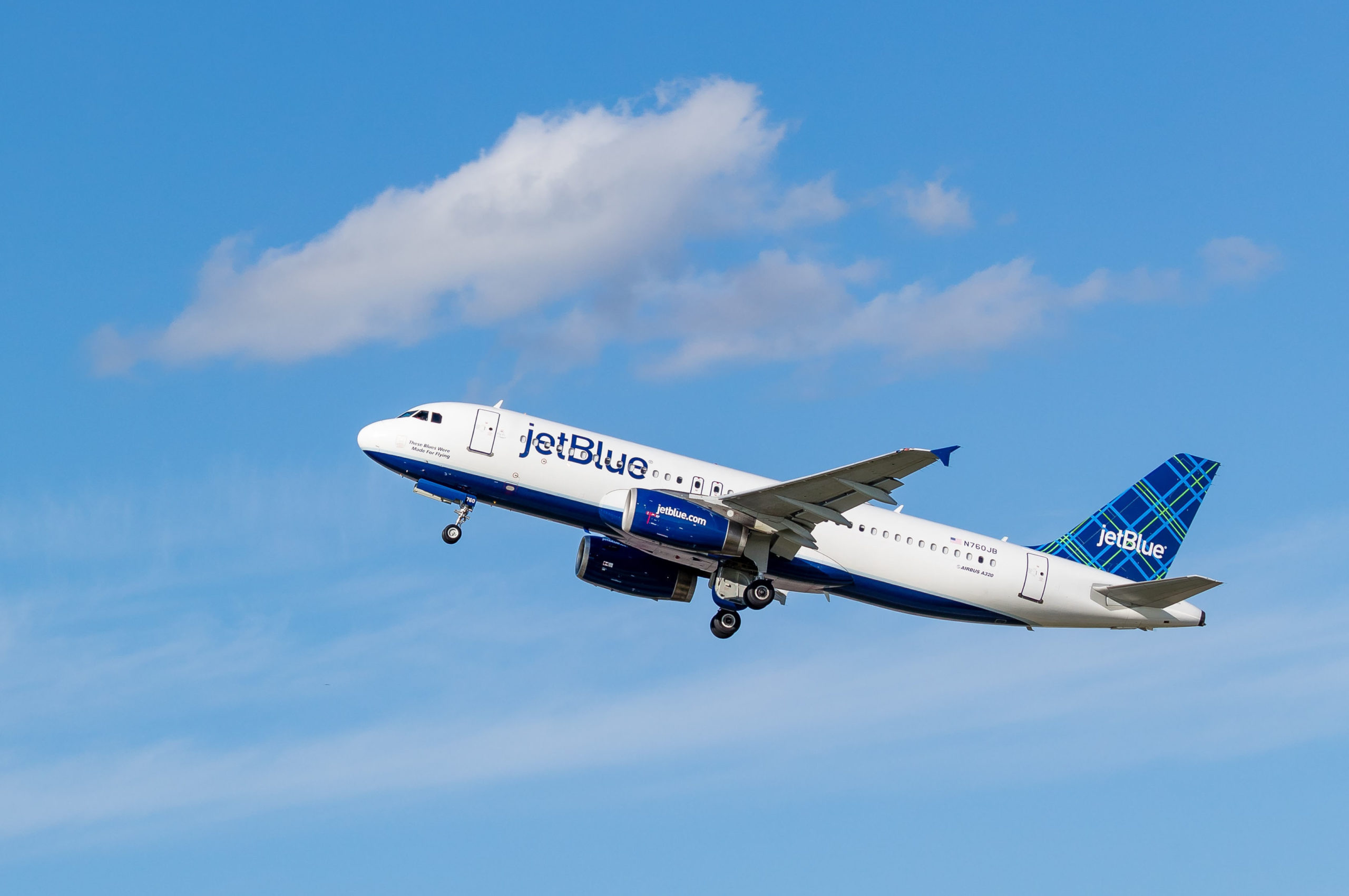 JetBlue Passenger Goes On N-Word Tirade On Flight To Jamaica