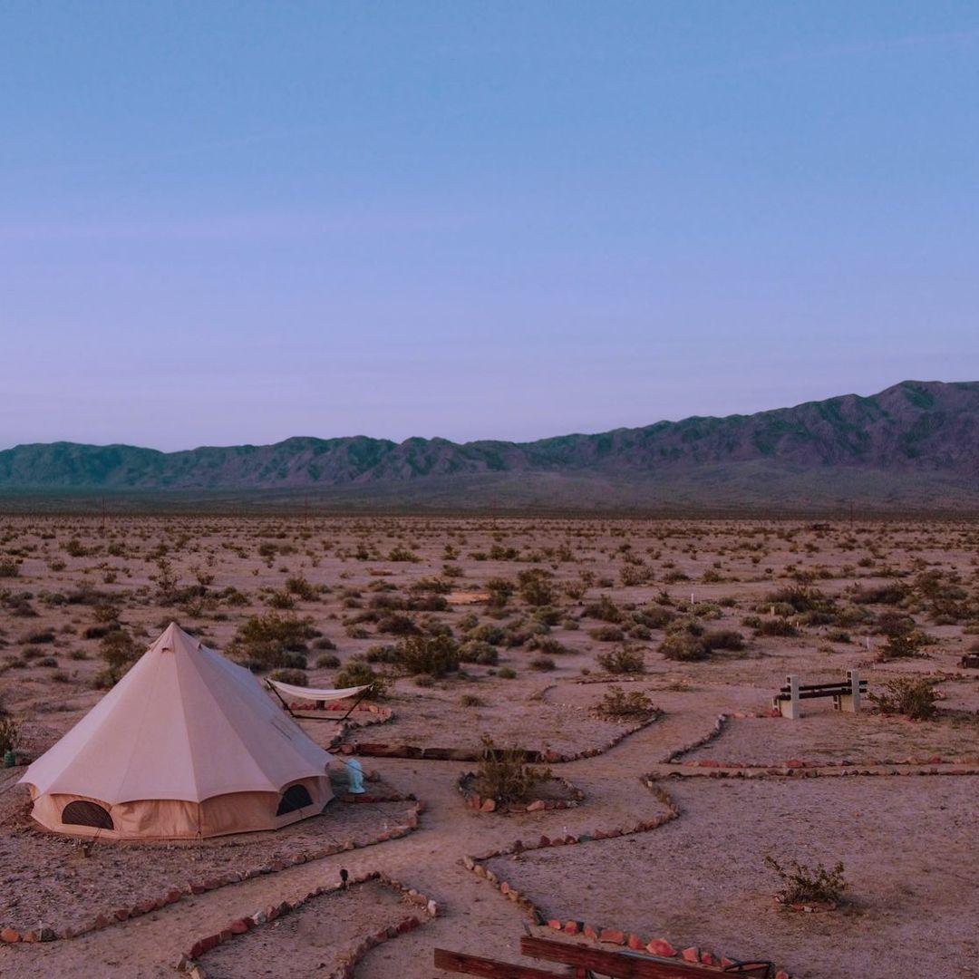 Wonder Valley Yurts